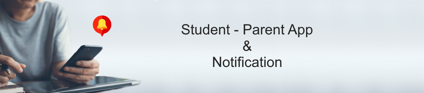 Student - Parent App & Notification myclassadmin